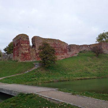 Vordingborg Slotsruin og Falster